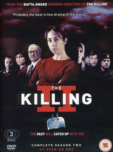 The Killing - Series 2 [DVD] [UK Import]
