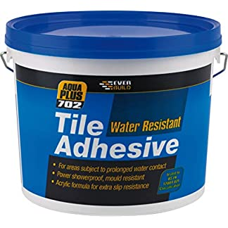Everbuild impermeable 702 3,75 kg EVBRES02 adhesivos para azulejos