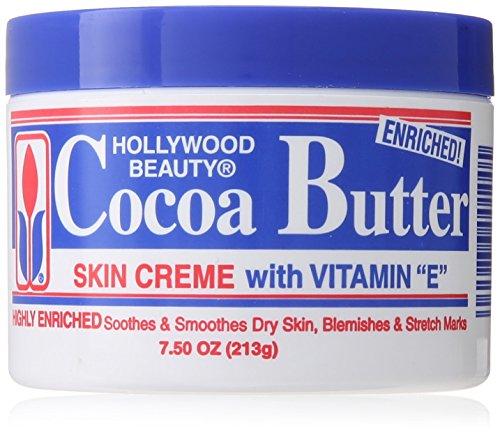 Soin crème au beurre de cacao avec Vitamine E 222 ml
