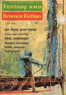 The Magazine of Fantasy and Science Fiction, June 1963
