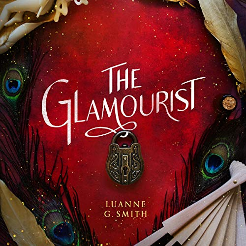 The Glamourist audiobook cover art