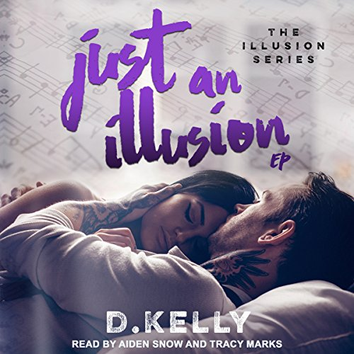 Just an Illusion, EP cover art