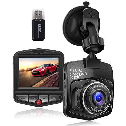 Upgraded Dash Cam Car Camera 1080P FHD Car DVR Dashboard Camera Video...