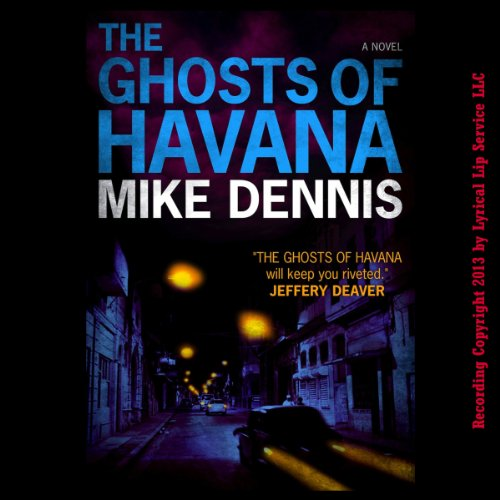 The Ghosts of Havana audiobook cover art