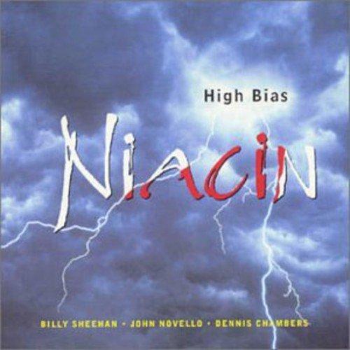 Niacin: High Bias (12trax) (+Bonus) (Audio CD)