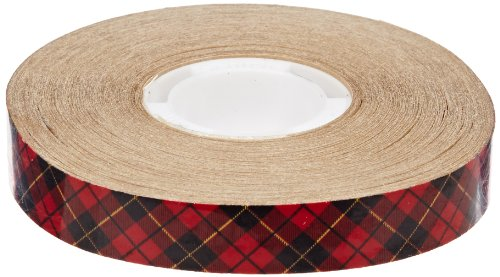 Scotch ATG Adhesive Transfer Tape 976, Clear, 1/2 in x 36 yd, 2 mil (021200132698)