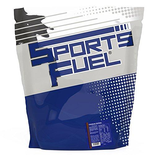 My Sports Fuel 5 kg Double Chocolate Premium Protein Whey Powder Shake