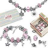 BIIB 3 Pièces Bracelet Argent Enfant Fille, Bijoux Enfants Fille, Cadeau Fille 8-12...