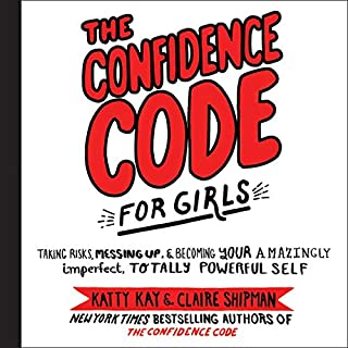 The Confidence Code for Girls cover art