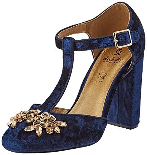 EL CABALLO Zhi0774, Zapatos Mujer