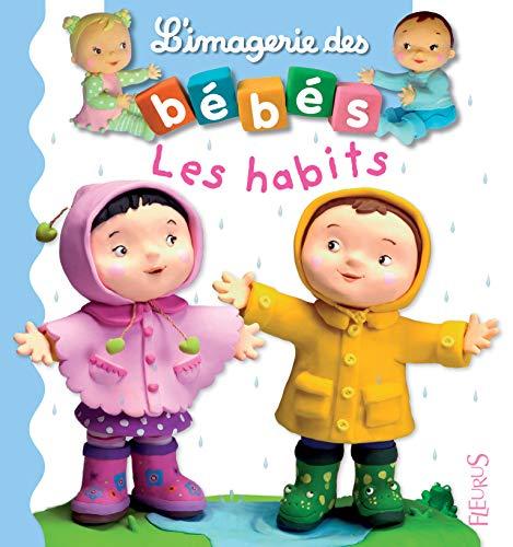 L'imagerie des bébés - Les habits