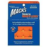 Mack's Snore Mufflers - Maximum Comfort Silicone Putty Earplugs