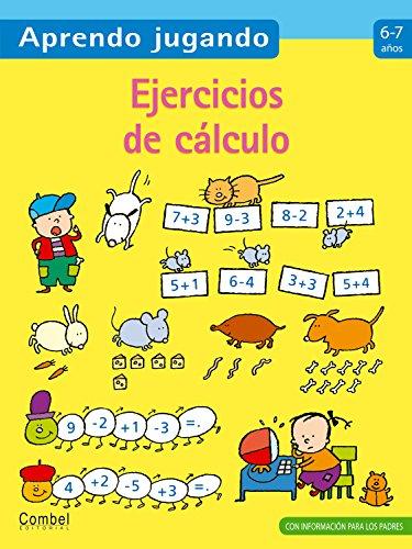 Ejercicios de cálculo 6-7 años Aprendo jugando