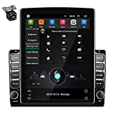 Double Din Android Car Stereo 9.7 Inch Touch Screen In-Dash GPS Navigation Head Unit Support Bluetooth Car Radio Car Multimedia Player FM Radio WiFi Mirrorlink Backup Camera USB Steering Wheel Control