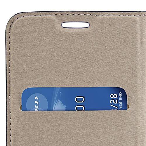 Hama Booklet f‹¨«r Samsung Galaxy S7,Blau, 00176715 (S7,Blau)