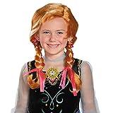 Frozen: Anna Child Wig 冷凍:アンナ子供ウィッグは♪ハロウィン♪クリスマス♪One-Size