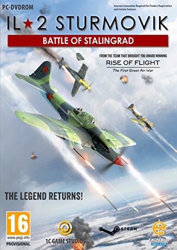 IL-2 Sturmovik : Battle of Stalingrad [import anglais]