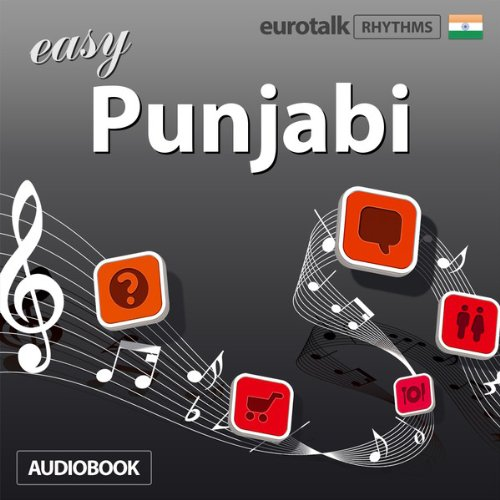 Rhythms Easy Punjabi cover art