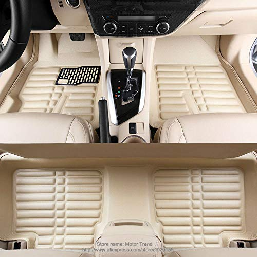 N/A auto modellering tapijt vloerbekleding op maat gemonteerd auto vloermat, voor Mercedes-Benz A B180 C200 E260 CL CLA G GLK300 ML S350 / 400 klasse