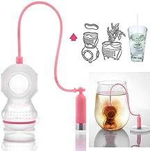 Innovative Diver Shape Silicone Tea Infuser Strainer Filter for Home Tea Making