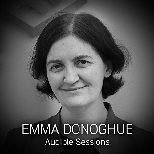 Emma Donoghue audiobook cover art