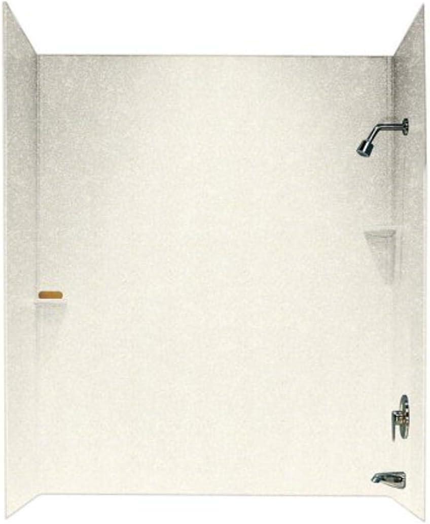 Swanstone SSWP-4872-168 Whirlpool Solid Surface Kit Tub Ranking TOP14 Wall Ba Alternative dealer