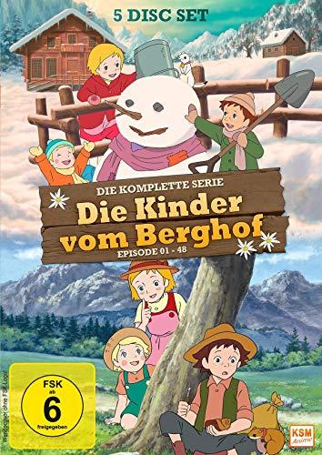 Die Kinder vom Berghof - Gesamtedition: Episode 01-48 [Alemania] [DVD]