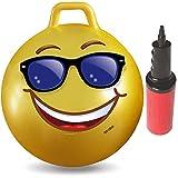 WALIKI Hopper Ball for Kids 3-6 | Hippity Hop | Jumping Hopping Ball | Bouncy Ball Field Day