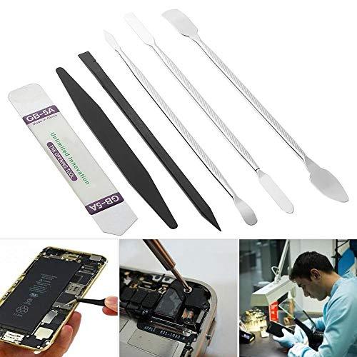 6 Stücke Kunststoff Carbon Stahl Neugierigen Bar Reparatur Werkzeuge Für Handy Demontage Stangen Tragbare Öffnung Werkzeuge