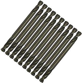 Drill America 10.50mm High Speed Steel 1MT Metric Taper Shank Drill Bit DWDTS Series