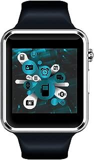 Relógio Inteligente com Função Celular, DL, Smartwatch, Preto