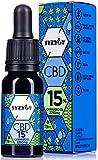 SYZYGY   Auténtico CBD Oil 15%   Aceite de Cáñamo Bio enriquecido con 15% CBD   15ml - 600 gotas Aceite CBD Premium   Hemp Oil con 2250mg de Cannabidiol   0% THC