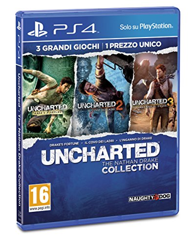 Gioco PS4 Uncharted Kleber.