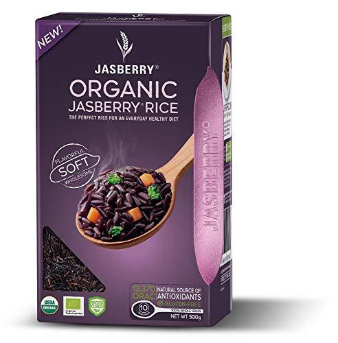 Jasberry Reis 100% Vollkorn, 6er Pack (6 x 500 g)