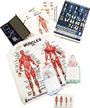Muscle gift set 5 Piece, Personal Trainer gift