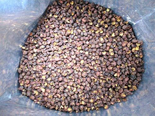Szechuan Pfeffer Sichuan Pepper geöffnet 250g. Wildsammlung Nepal
