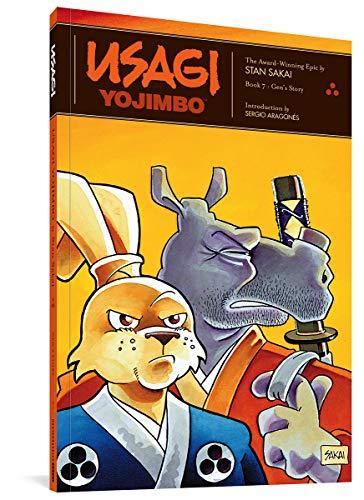 Usagi Yojimbo Book 7: Gen's Story