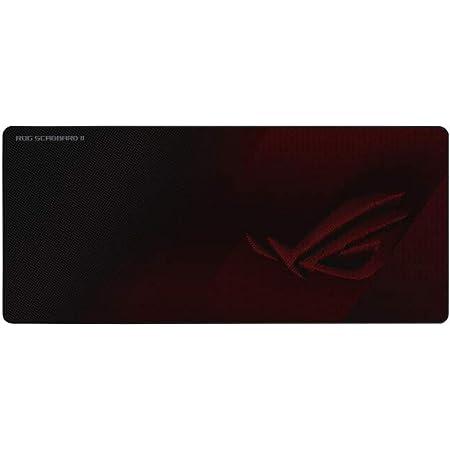 ASUS ROG Scabbard II Gaming Mousepad ROG, Impermeabile, Resistente ai liquidi, ad Urti e Graffi (Realizzato con Tecnologia Militare). Formato XXL Antiscivolo.