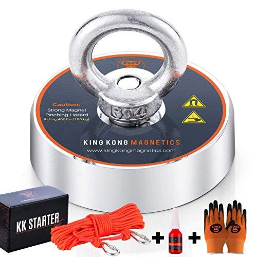 King Kong Magnetics Fishing Magnet Kit