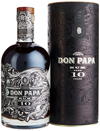 Don Papa Rum 10 Years Old Rum (1 x 0.7 l)