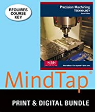 Bundle: Precision Machining Technology, 2nd + Workbook and Projects Manual + MindTap Mechanical Engineering, 2 terms (12 months) Printed Access Card by Peter J. Hoffman (2014-03-21)