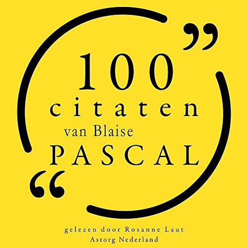 100 citaten van Blaise Pascal Titelbild