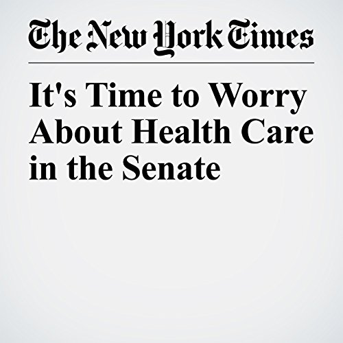 It's Time to Worry About Health Care in the Senate copertina