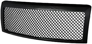 Armordillo USA 7148222 Mesh Grille Fits 2009-2014 Ford F-150 - Gloss Black