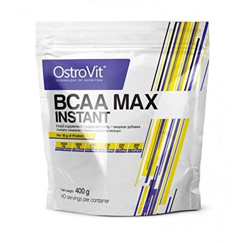 OstroVit BCAA MAX Instant Lemon, 1 unidad (1 x 400 g)