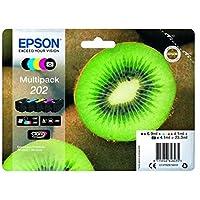 Epson C13T02E74010 (202) Ink cartridge multi pack, 6,9ml + 4x4,1ml, Pack qty 5