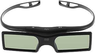 FHJZXDGHNXFGH 1pc 3D Shutter Active Glasses para Samsung/para Panasonic para Sony 3DTVs Universal TV 3D Glasses