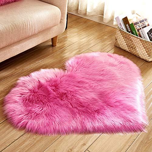 alfombra en forma de corazon fabricante S28esong