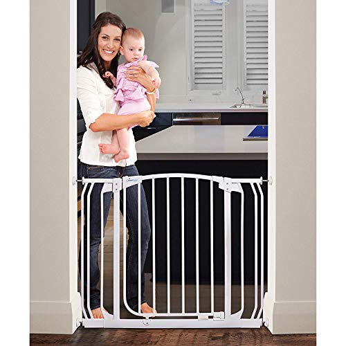 Dreambaby Chelsea Safety Gate and Extension Set