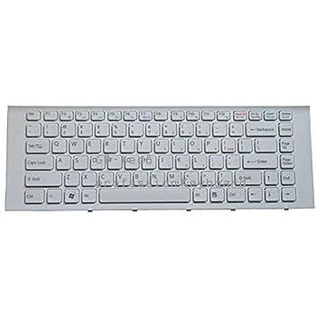 GAOCHENG Laptop Keyboard for Sony VAIO SVT11 SVT111 HMB8808NWA312A 149034041CA 149034041000 Canada CA Black New and Original
